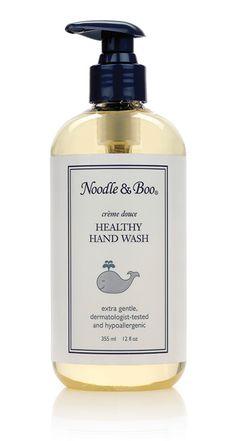 Healthy Baby Hand Wash - Moisturizing Liquid Hand Wash Soap