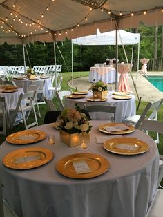 Venue: Mountain Brook Backyard / Wedding Planning & Directing: Any Reason To Plan LLC / Design & Décor: Any Reason To Plan LLC / Bridal Bouquet & Boutonniere: HotHouse Designs / Floral: Any Reason To Plan LLC / Cake: Olexa's, Mountain Brook / Rentals: FunSource / Entertainment: Total Entertainment Events