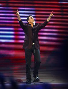 George Michael - George Michael Performs At Earls Court