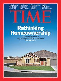 Rethinking Homeownership | Sep. 6, 2010