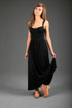 The Gorjess Closet Feels Like Summer Corset Maxi AUD $129.00 Feel like a goddess in this beautiful floor sweeping corset bodice maxi dress!!!