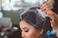♥ Larissa Nakagawa | Tulle - Acessórios para noivas e festa. Arranjos…