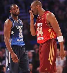Wade tells Kobe what he really thinks about the Kobe System