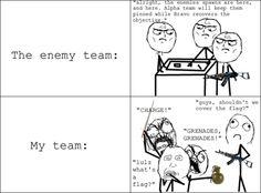 battlefield 3 memes | Funny Meme Playing Battlefield And Cod Lol Memes - kootation.com