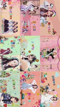 #TWICE #BrandNewGirl Blackpink Twice, Bts Twice, Twice Kpop, Kpop Girl Groups, Korean Girl Groups, Kpop Girls, Boy Groups, Twice Dahyun, Tzuyu Twice