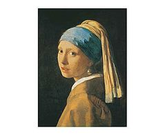 ART GALLERY: Cuadro  La chica de la perla