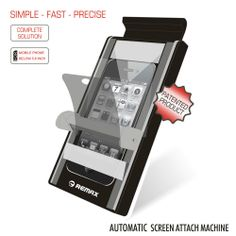 Decorate your phone yourself Newly Second Genaration Portable Automatic Screen Attach Machine For iPhone 5S,5C,Galaxy S NOTE 3 SMART PHONE $25.99