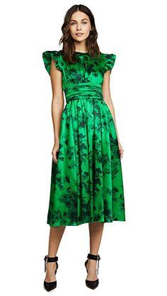 No. 21 Платье с рисунком