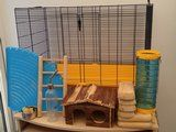 Rat cage - £30 - Listed by Sell it socially     GLDI9097    has been published on Sell it Socially