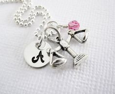 Scales Charm  Personalized Necklace  Libra  by PatriciaAnnJewelry, $37.50