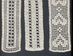 Die 63 Besten Bilder Von Filet Häkelei In 2018 Crochet Curtains