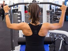 Only 7 Gym Machines Worth Using Repeat after us: There is nothing wrong with using weight machines.Repeat after us: There is nothing wrong with using weight machines. Gym Weight Machines, Best Gym Machines, Weight Machine Workout, Workout Machines, Fitness Machines, 7 Workout, Dumbbell Workout, Gym Workouts, At Home Workouts