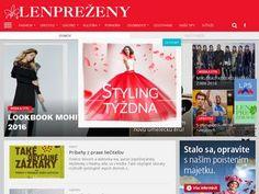 Online magazín Len pre ženy