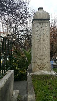 Fındıkzade Molla Gürani Hz.'nin kabri