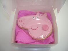 Peppa Pig envuelta y preparada!!!
