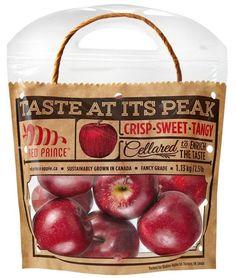 Very cool Apple packaging design.