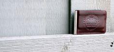 Mitchell Leather Money Clip Wallet | Horween Cromexel | $79 | ~