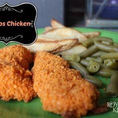 Doritos Chicken Recipe - is this real life? Not okay