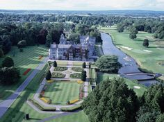 """Our readers say:  This nineteenth-century neo-Gothic manor surrounded by medieval ruins and castles, and hidden by the Maigue River and a barricade of trees, is """"a photographer's dream."""" With a village just beyond the manor's grounds, authentic Irish pubs are within reach. The """"fairy-tale setting"""" includes rooms with lush fabrics and marble bathrooms. Seek out the condos—""""they are spacious, modern, and truly have every amenity."""" Staff """"make sure you're well taken care of,"""" while """"the golf…"""