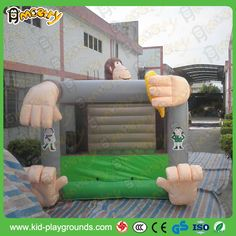 monkey Jumpy Houses For Sale