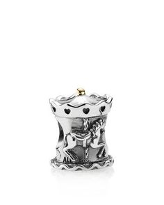 PANDORA Charm - Sterling Silver...so want this one as a reminder of McKinley's first carousel ride
