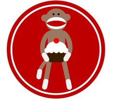 sock monkey pic Abramowitz Parker this would be an awesome cup cake topper! Sock Monkey Cupcakes, Sock Monkey Party, Sock Monkey Birthday, Monkey Birthday Parties, Monkey Monkey, Birthday Ideas, Barrel Of Monkeys, Sock Monkeys, Cute Scrapbooks