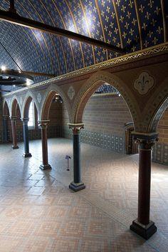 Salle des Etats Généraux, Château Royal de Blois