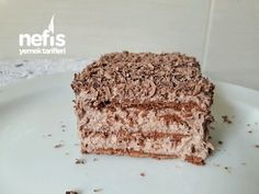 5 minutes cake with 4 4 Malzemeli 5 Dakika Pastası 5 minutes cake with 4 ingredients - Spring Trifle, Red Velvet Trifle, Gingerbread Trifle, Berry Trifle, Pastry Art, Dessert Recipes, Desserts, Confectionery, 4 Ingredients