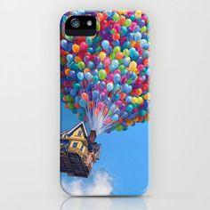 Up House - Disney Pixar iPhone Case by Disney Designs