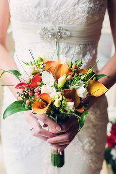 El ramo de novia de Ahigmara · Tendencias de Bodas Magazine