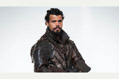 Howard Charles as Porthos in The Musketeers