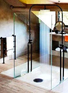 Unique Shower Designs & Ideas_14