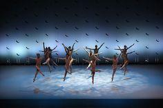Entre Biarritz et San Sebastián:  Les Estivales du Malandain Ballet Biarritz, du 4 au 12 août 2016
