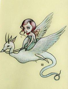 Mab Graves - The Storyteller - Daughter Goose