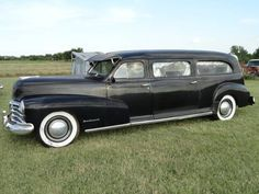 1948 Chevrolet 'National' Hearse