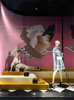 Mizhattan - Sensible living with style: *SUNDAY WINDOW SHOPPING* Prada, Versace, & Dior (July '16)