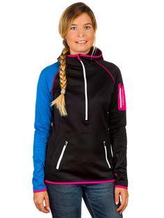 Buy Ortovox Merino Zip Neck Fleece Jacket online at blue-tomato.com