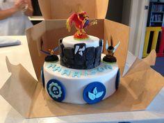 Skylanders cake - Imgur