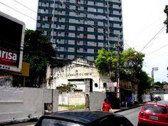Ruinas fabrica refrigerantes Fratelli Vita bairro Soledade