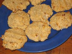 Quinoa and coconut flour breakfast bars or cookies