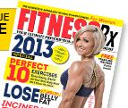 Fitness RX For Women Subscribe Now