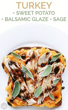 Fall-Obsessives' Toast | 21 Totally Delicious Things You Can Do With Leftover Turkey