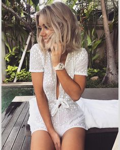 """4,076 mentions J'aime, 24 commentaires - Laura Jade Stone (@laurajadestone) sur Instagram : """"Summer vibes in @babymilkclothing ☀️"""""""