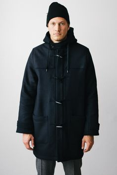 Levent Duffle Coat – A Kind of Guise
