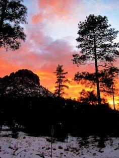 Play in the snow! Prescott College, Great Places, Places Ive Been, Arizona Sunrise, Prescott Arizona, State Of Arizona, Mountain Man, Sunrises, Life Tips