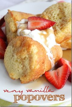 ... Savory Popovers on Pinterest | Popover Recipe, Yorkshire and Puddings
