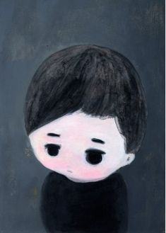 Buy an Art Print of a Portrait of a Little Boy by Japanese Painter Kentaro Minoura. Contemporary Art from Japan - Painting - Childhood-themed Art Gallery, Art Prints, Buy Paintings, Graphic Design Illustration, Painting, Cute Art, Illustration Art, Photography Illustration, Art