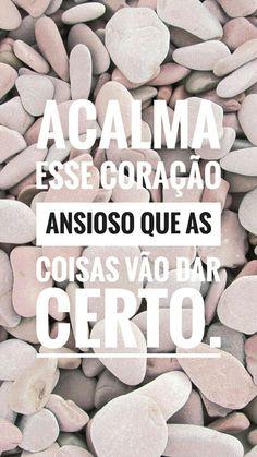 Eu acredito e confio César da Silva Godoy
