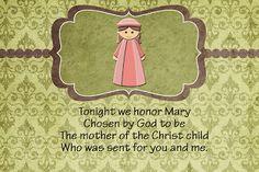 12 Days Nativity