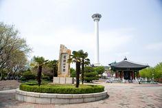 Busan: Yongdusan Park